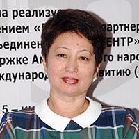 Роза Абдуллаева