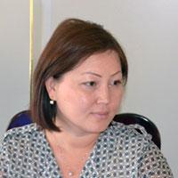 Шолпан Айтенова