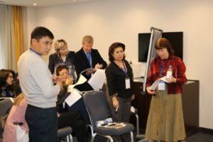 Первая Национальная Конференция «Оценка социальных проектов и программ в РК»